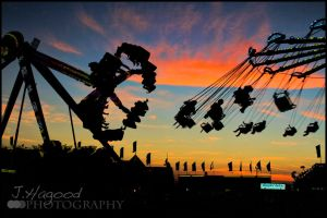 MG 5916 Fair Rides Sunset WM web by jhagood23