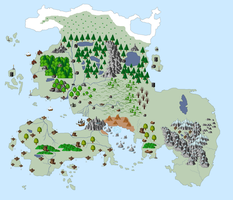 Map by alcanis-ivennil