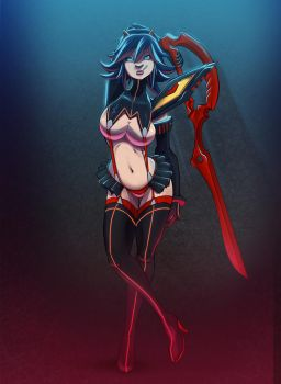 Kill la Kill by GACHY-CELTA