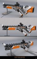 District 9 Assault Rifle-Final by DudQuitter