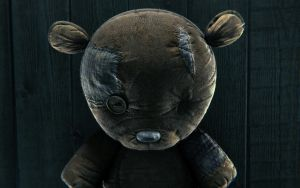 My damage old Bear by mox3d