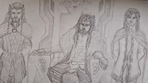 Durin's sons  by Darya25