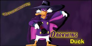 Darkwing Duck by aluchen
