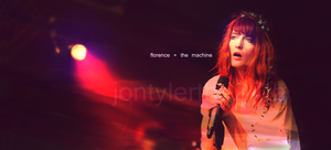 Florence + The Machine Tag -2- by JonTylerthe27th