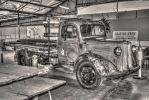 Vintage Pickup Truck by HansGoepelPhotograpy