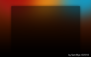 Clean and Colorful Wallpaper by Sajextryus