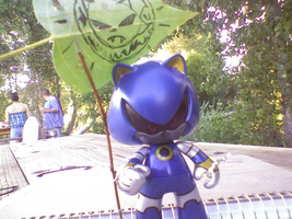 Metal Sonic Domination by Paingiver