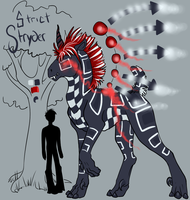 Stryder Adopt AUCTION CLOSED by razrroth