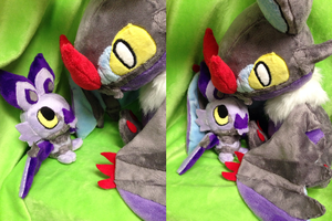 Noibat and Noivern