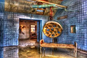 Abandoned Hopes in Surgery HDR by evrengunturkun