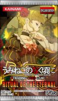 Umineko TCG Card Pack by ElderKain