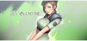 Jill Valentine Signature by Aegid