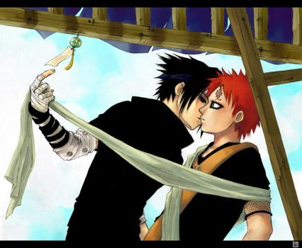 ...steal one kiss by hakumo
