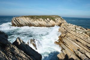 Baleal rocks by sacadura