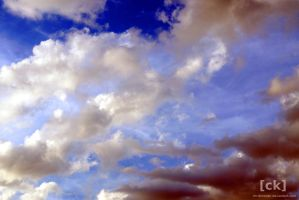 Painting with clouds by chriskronen