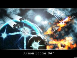 Xenon Sector 047 by Xna