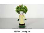 pattern SpringGirl by cottonflake