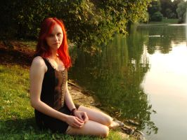 By the water by Luin-Tinuviel