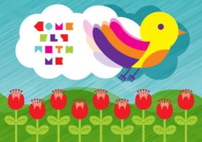comeflywithme byTine1983 by Tine1983
