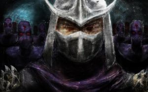 The Shredder by dickie0