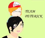 i say team you say peterick by prince2345
