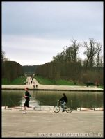 Jogging near the water by NervousTears