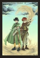 ..::Warriors of the East::.. by Megan-Uosiu