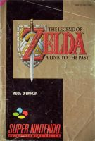 The Legend of Zelda-A Link to the Past by Duke-3d