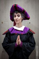 Frollo Cosplay 2 by MakeupGoddess