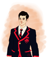 I love you baby like the Warblers love to sing by RaiseYourChickenWing