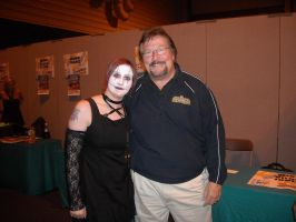 Me and Ted DiBiase by emopuppy07