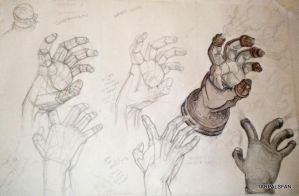 Hand practice set 8 finished by tarpalsfan