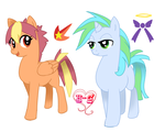 Pony Oc's by HylianGuardians