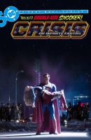 CW Chrisis on Infinite earths by Spider-maguire