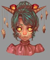 Girl Design Thing by Starrless-Obscurity