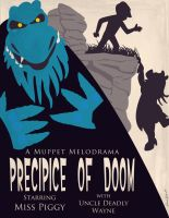 Muppet Melodramas - Precipice of Doom by Gr8Gonzo