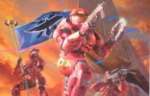 halo 2 capture the flag by deathmonkey2021