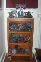 My Transformers Collection by Solrac333