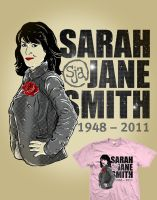 Sarah Jane Smith by zerobriant
