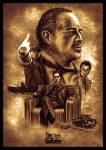 The Godfather by sahinduezguen