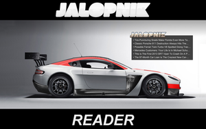 Jalopnik Reader by ScoobSTi