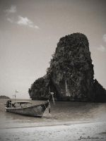 Reiley Beach, Ao Nang, Thailan by jonbar