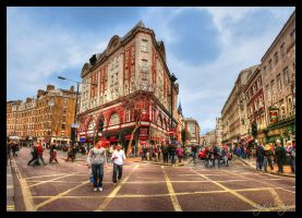 Charing Cross Street by WhiteWay