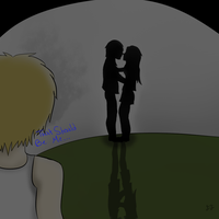 .:CE:.  That Should Be Me by BlueEyed-BlackWinged