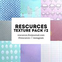 Rescurces Texture Pack #2 by rescurces