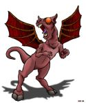 Crypt16G - The Jersey Devil by hawanja