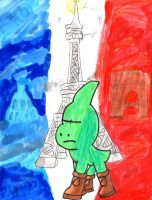LD Mourns Over Paris by SonicClone