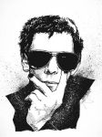 111 Lou Reed by gothicathedral