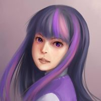 Twilight Portrait by NinjaHam