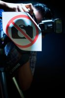 No Photography Allowed by acerl310